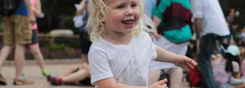 Evangeline's Second Trip to Disney